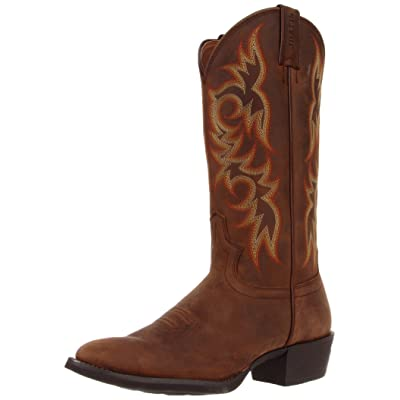 "Justin Boots Men's 13"" Stampede Boot 