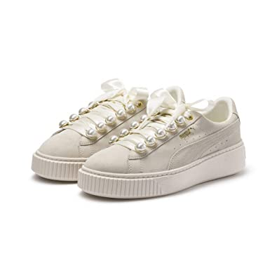 Puma Suede Platform Bling Damen Sneaker: Amazon.de: Schuhe & Handtaschen