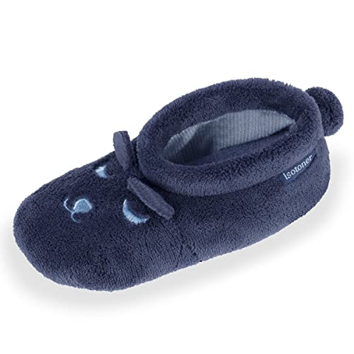 Botines de casa para niños Isotoner 31/32: Amazon.es: Zapatos y complementos
