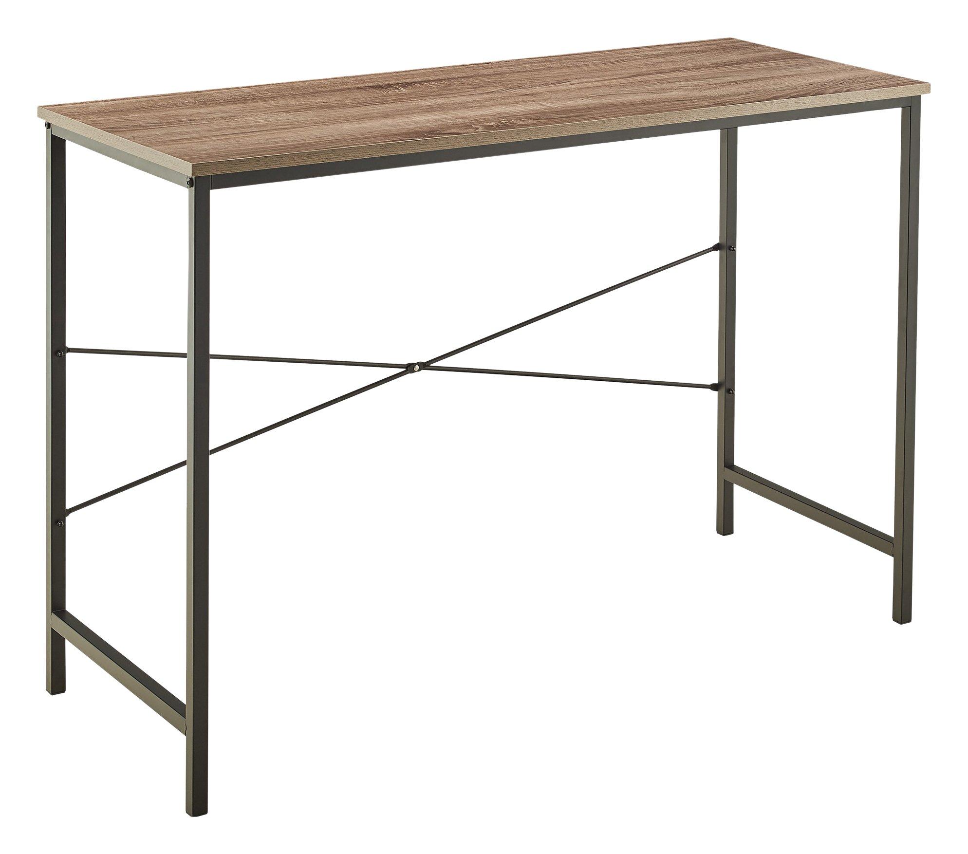 ClosetMaid 1317 Rectangular Wood Desk, Gray by ClosetMaid