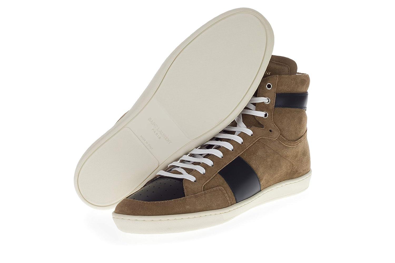 2646109a43 Amazon.com | Saint Laurent Men's Shoes 'Sl/10h Signature Court ...
