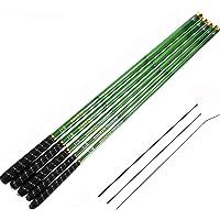 Goture//Telescopic Tenkara Fishing Rod//Ultralight Travel Fishing Rod,Portable Collapsible Bass Crappie Rod,1 Piece…