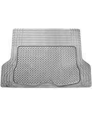 "FH Group F16400GRAY Gray All Season Protection Cargo Mat/Trunk Liner (Trimmable) Size 55.5"" x 42.5"" Large"