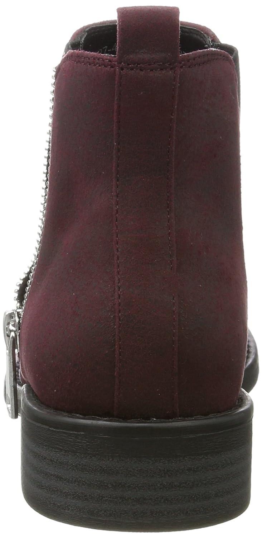 Bianco Bianco Bianco Damen Zip Chelsea Stiefel Rot (WineROT) 413f04
