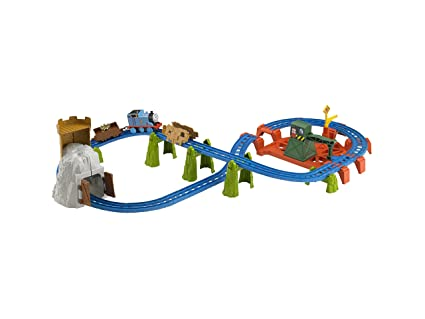 Buy Fisher Price King Of The Railway Deluxe Set Online At Low Prices