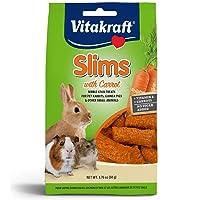 Deals on Vitakraft Rabbit Slims 1.76oz