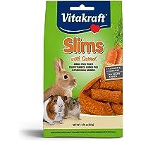 1.76 oz Vitakraft Carrot Slims Rabbit Treat for Free