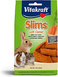 Vitakraft Slims Carrot Rabbit Treats