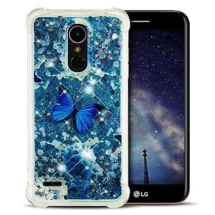 Yomiro Funda LG K10 2018, TPU Carcasa para LG K10 2018 / LG ...