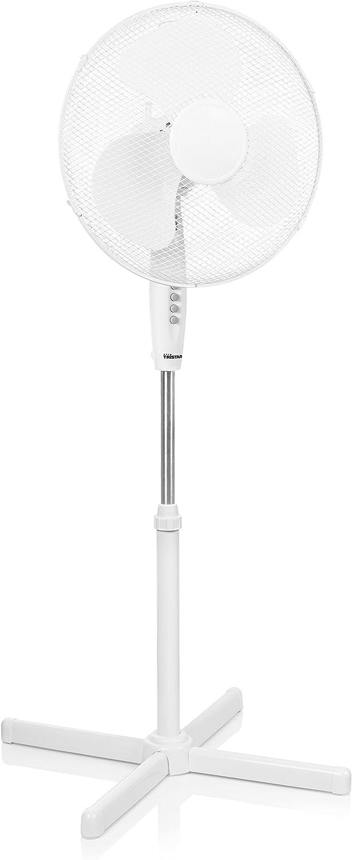 Tristar VE-5893 – Ventilador de pie, 40 centímetros, color blanco