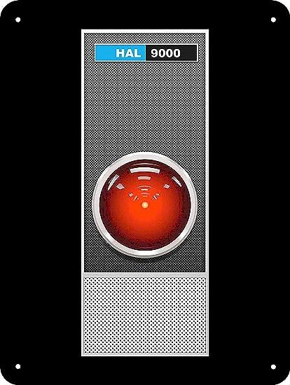 Amazon|TiuKiu 1968 HAL 9000 o...
