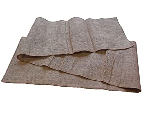 Burlap Table Runner   14u0026quot; X 144u0026quot; ...