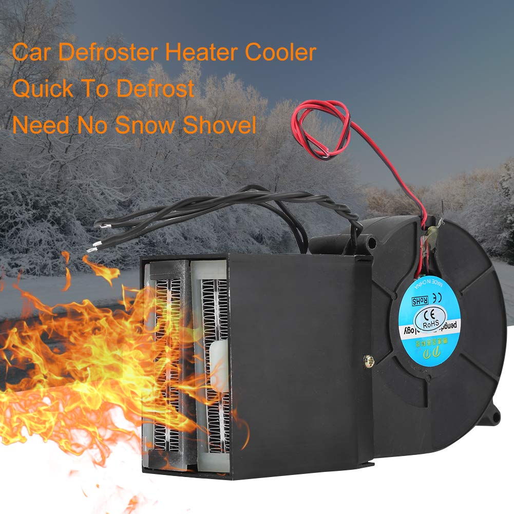 Amazon.com: Keenso Portable Car Heater, Fast Heating Defrost ...