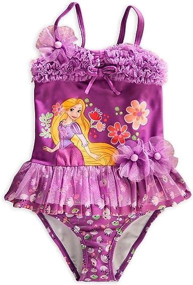 Ba/ñador para ni/ña Enredados Rapunzel Disney Princesas