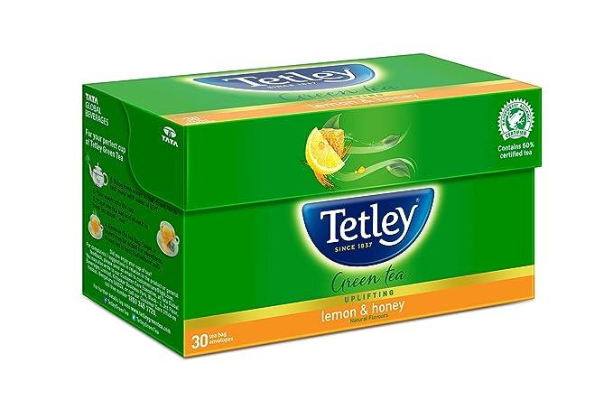 Image result for Tetley Green Tea:
