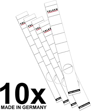 kurz//schmal weiß 36 x 190 mm FALKEN Ordnerrücken-Etikett