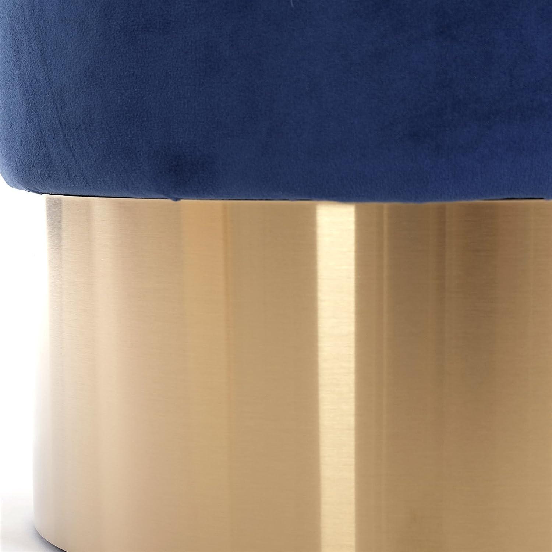 Design Stoolvelluto O 13 5 Pink Velvet Cover Seating Chair