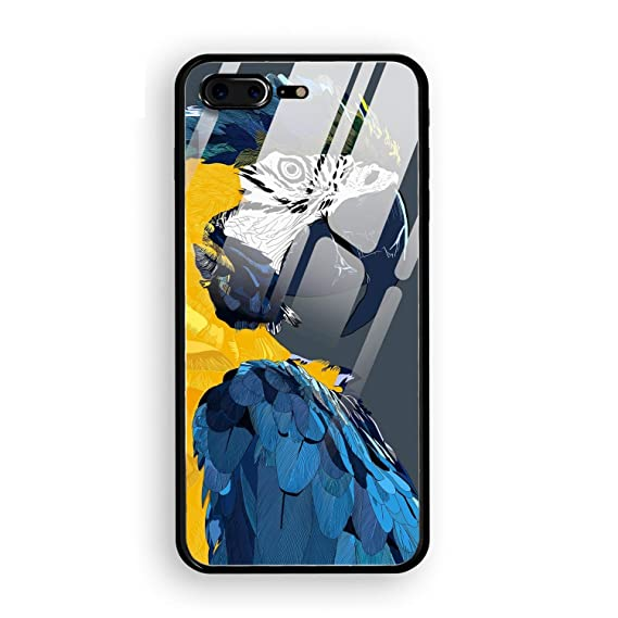 iphone 8 case parrot
