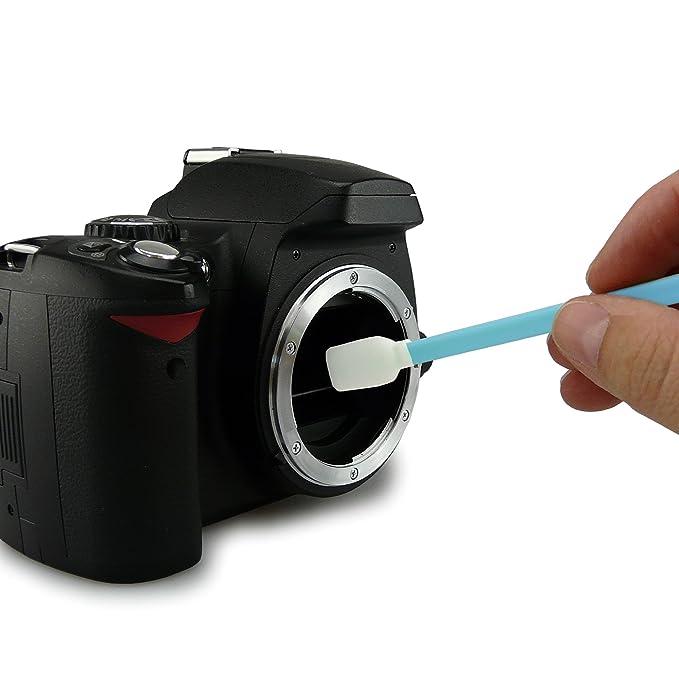 smardy - Kit de Limpieza Cámara Sensor Cleaner con 10x SensorClean ...