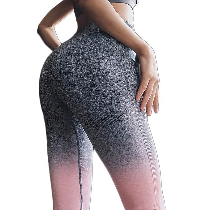 Amazon.com: LIVEEX - Mallas deportivas de cintura alta para ...