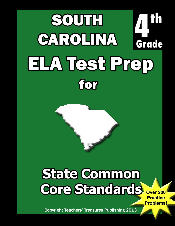 South Carolina 4th Grade ELA Test Prep: Common Core Learning Standards pdf