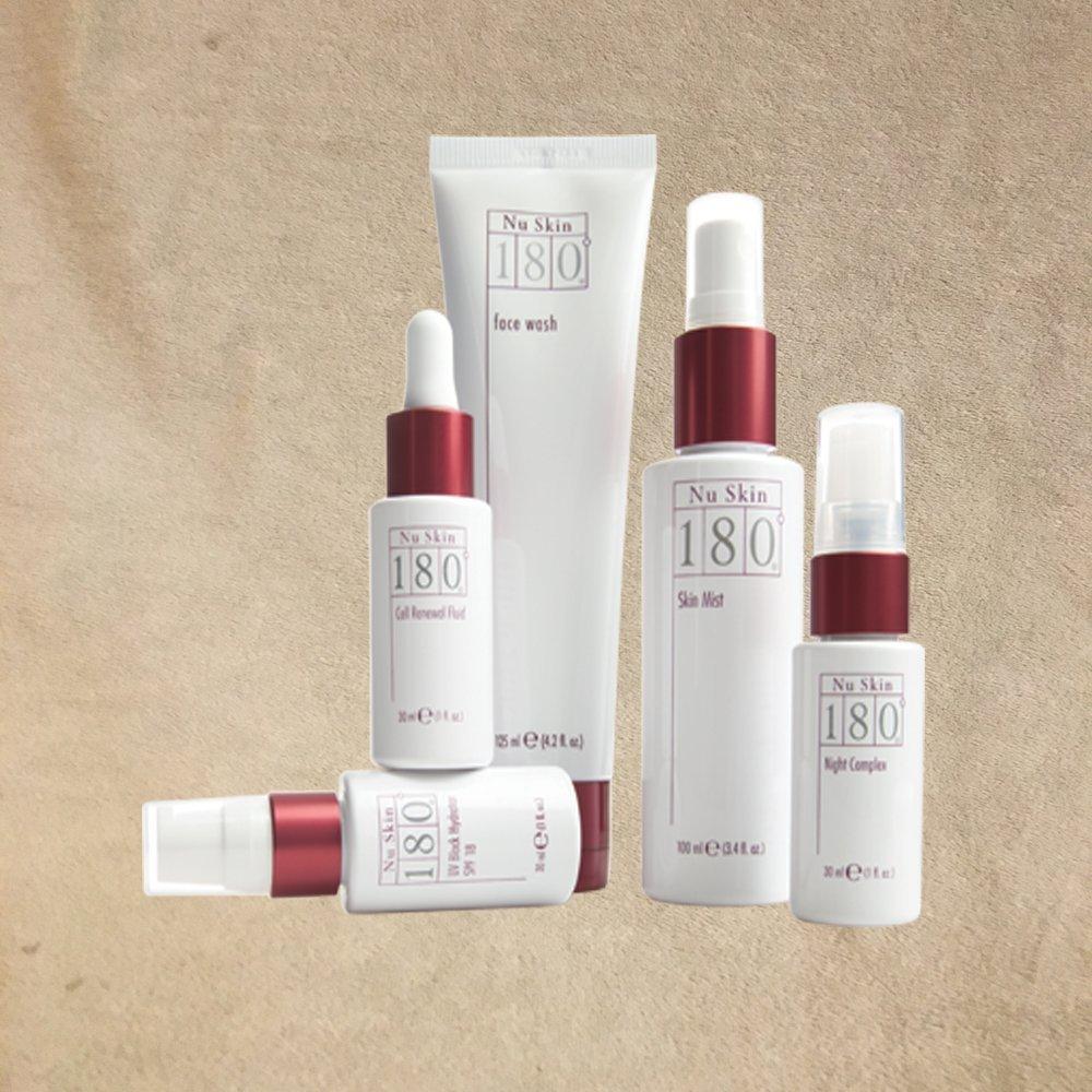 Nu Skin 180° Anti-Aging Skin Therapy System