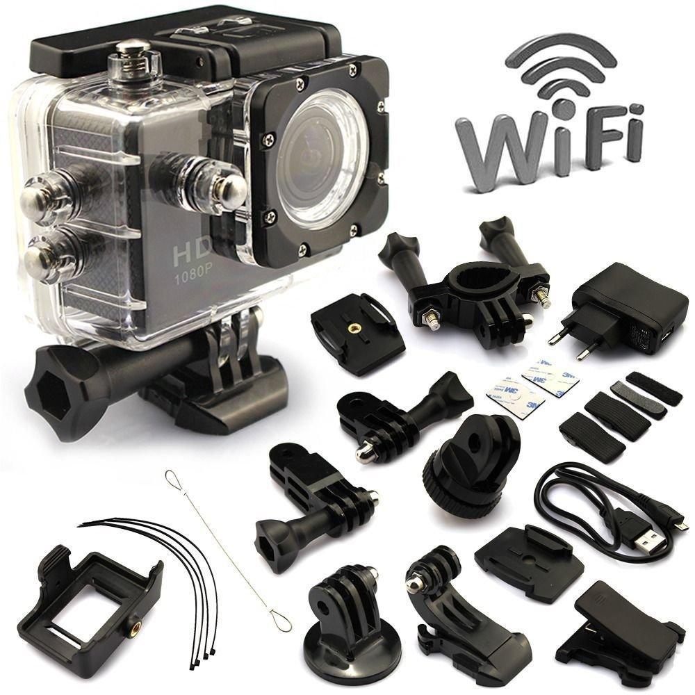 Sjcam 865263039907 Sport Action Camera Diving Full Hd 1080p Wifi Electronics