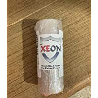 Xeon Plastic Waist Trimmer Stretch/Shrink Wrapper, 6 Inches, 300 Mtrs, Transparent