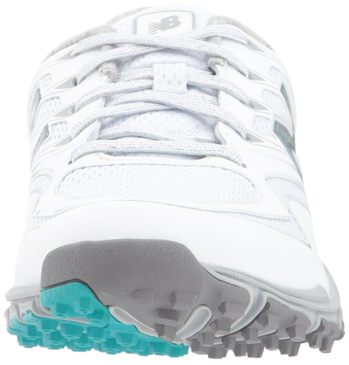 New Balance 6 Women's Minimus Sport Golf Shoe B074L93KRJ 6 Balance B B US|White be9acb