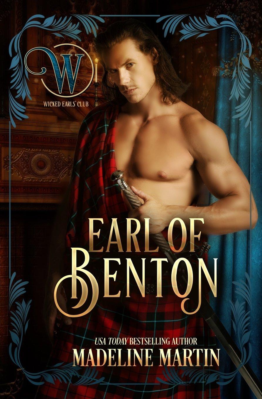 Earl of Benton: Wicked Regency Romance PDF