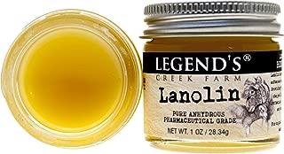 product image for Legend's Creek Farm, Lanolin Nipple Balm, Organic Natural Ingredients, 1 Oz Jar, Certified Cruelty Free (Lanolin)