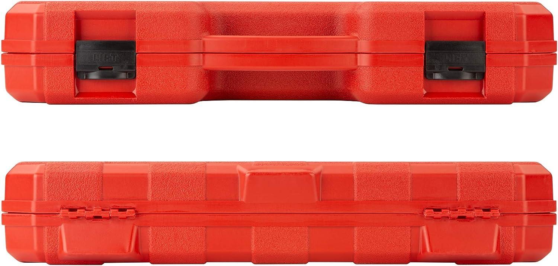 5//16-1-1//4 in., 8-32 mm 45-Piece   SID92404 TEKTON 1//2 Inch Drive Deep 6-Point Impact Socket Set