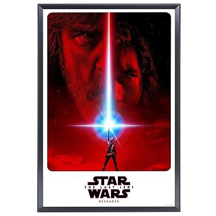 Amazon.com - SnapeZo Movie Poster Frame 24x36 Inches, Black 1.25 ...