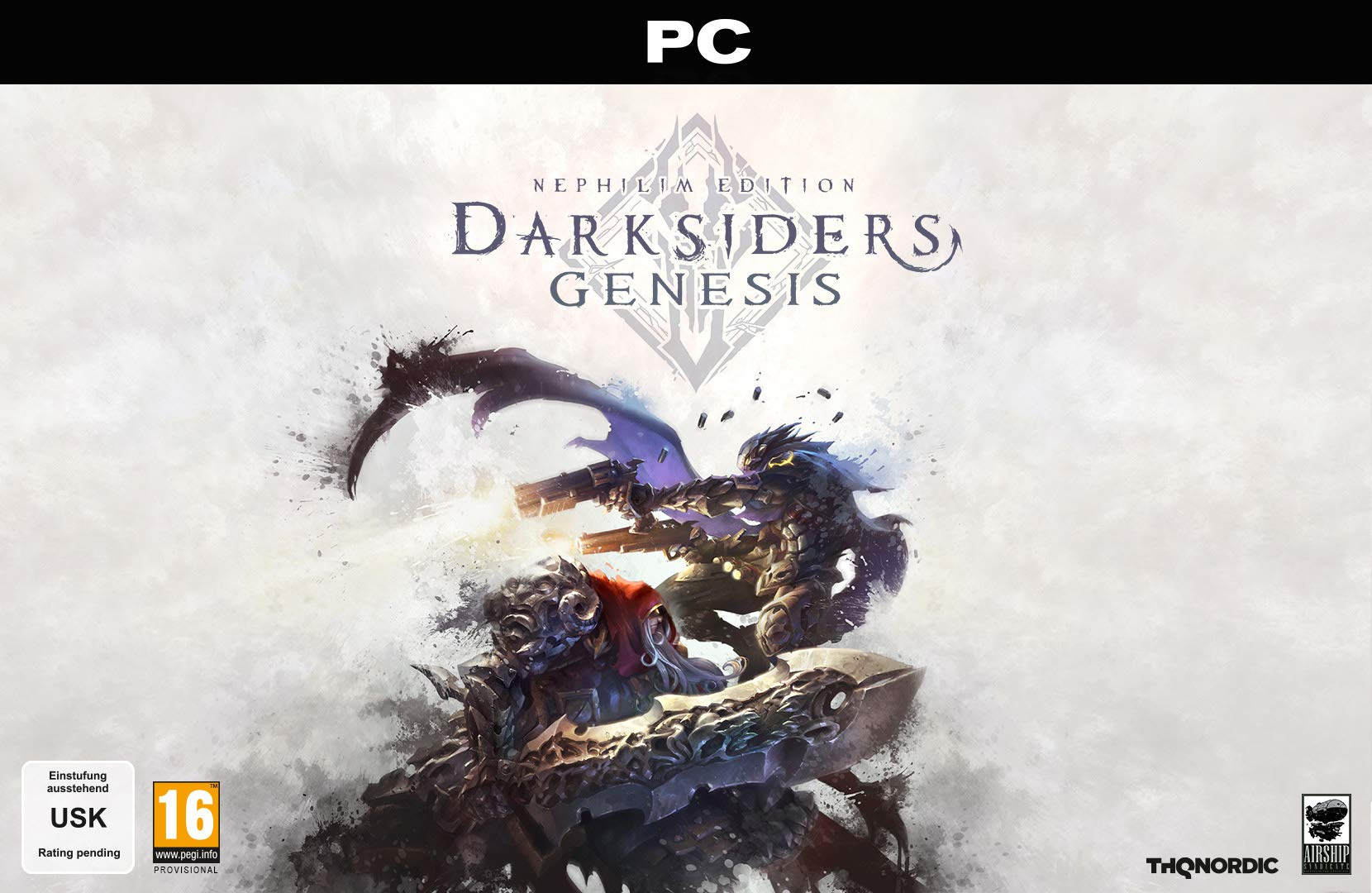 Darksiders Genesis - Nephilim Edition - PC Nephilim Edition by THQ Nordic