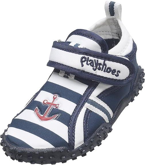 Playshoes Jungen Aqua Schuhe