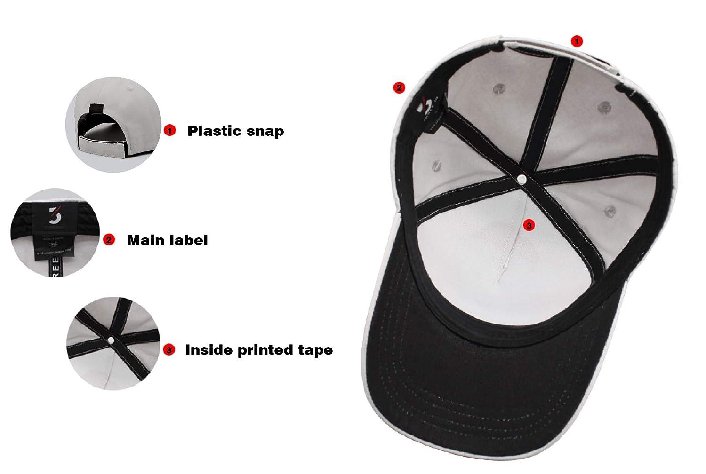 Ann Lloyd Custom Baseball Cap Cannabis Weed /& Skull Printed Baseball Hat Adjustable Marijuana Trucker Hat