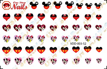Amazon Com Valentine S Day Disney Hearts With Mickey And Minnie