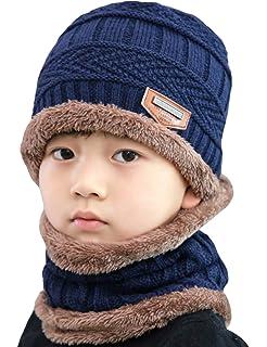 Invierno Bebé Niños Niñas Chicos Caliente Fox Animal Sombreros ... fb7fa3eabdd