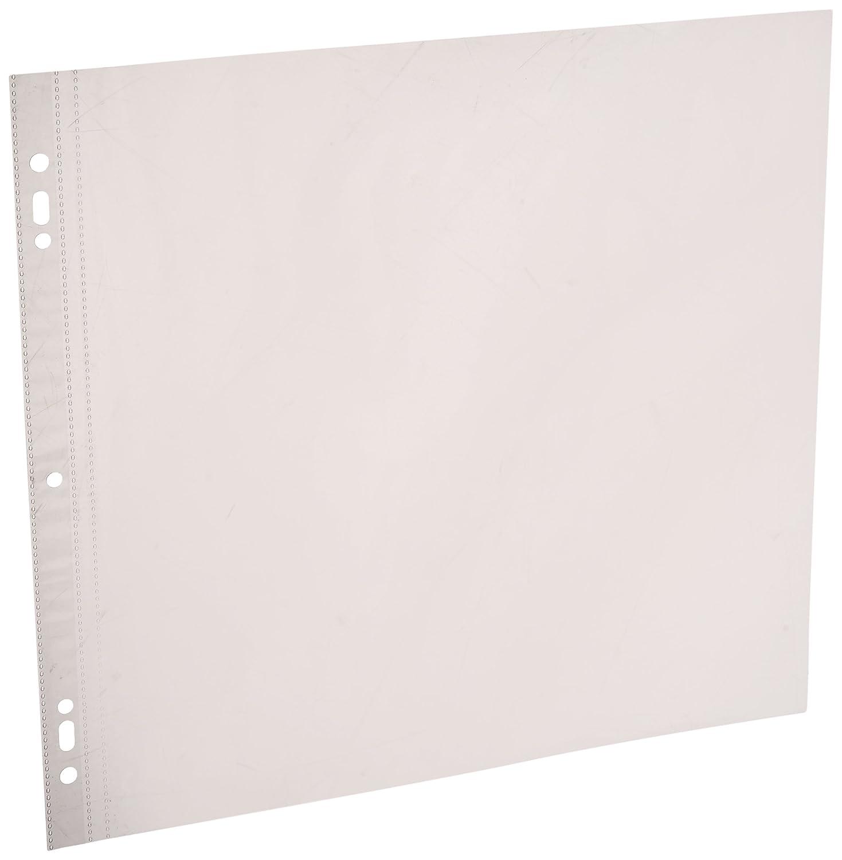 10 Pezzi in plastica Colorbok Pagine di Ricarica Universale 30 x 30 cm