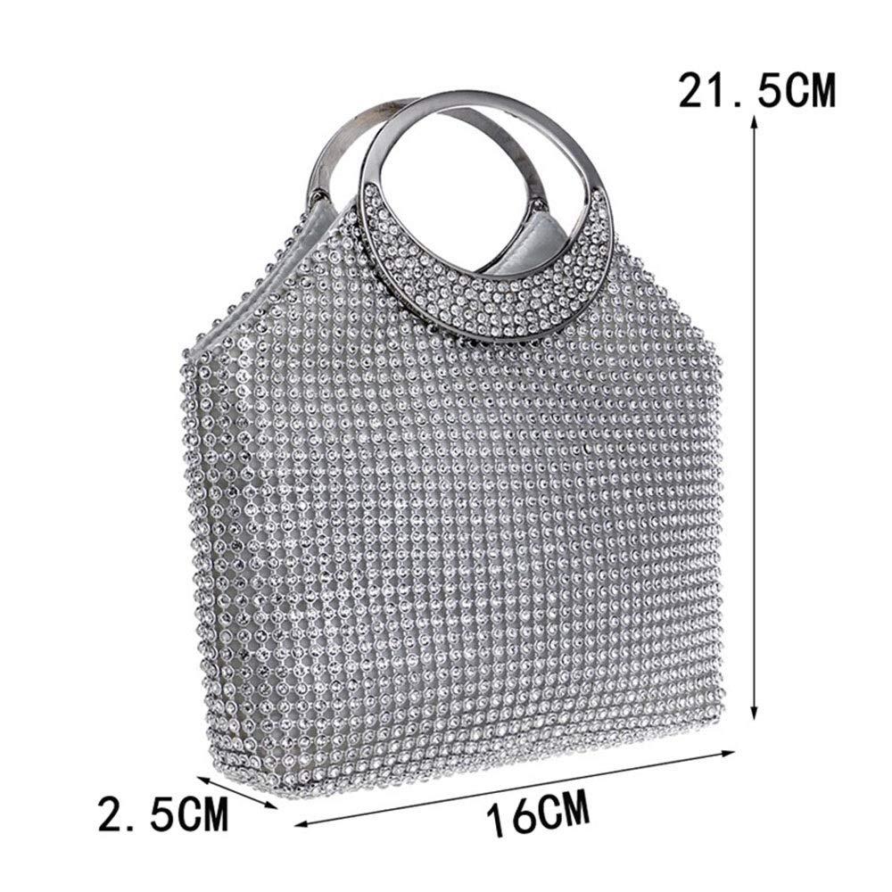 4441f1627f3a Women/Girls Clutch Vintage Style Bead Sequin Soft Clutch Evening Bag ...