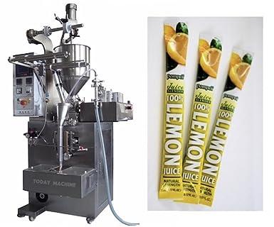Máquina de embalaje líquido de 1000 ml para rellenar pasta automática de máquina de sellado salsa