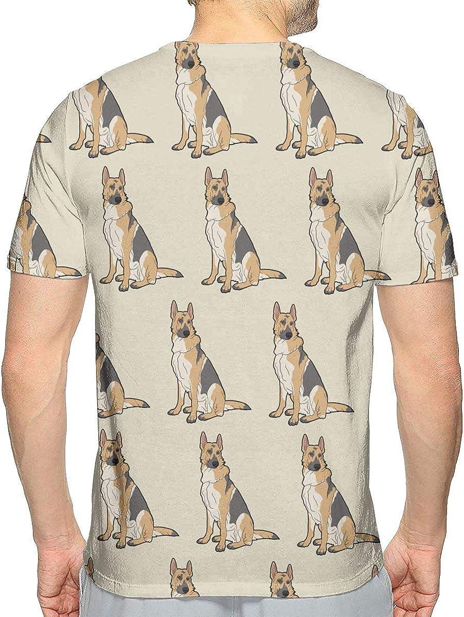 Cool Galaxy Space Premium Fashion Mens T-Shirt Short Sleeve
