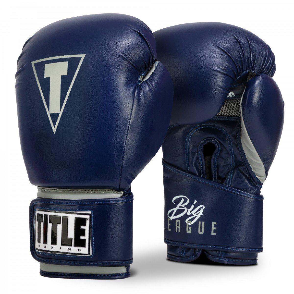 Găng tay boxing Title Big League