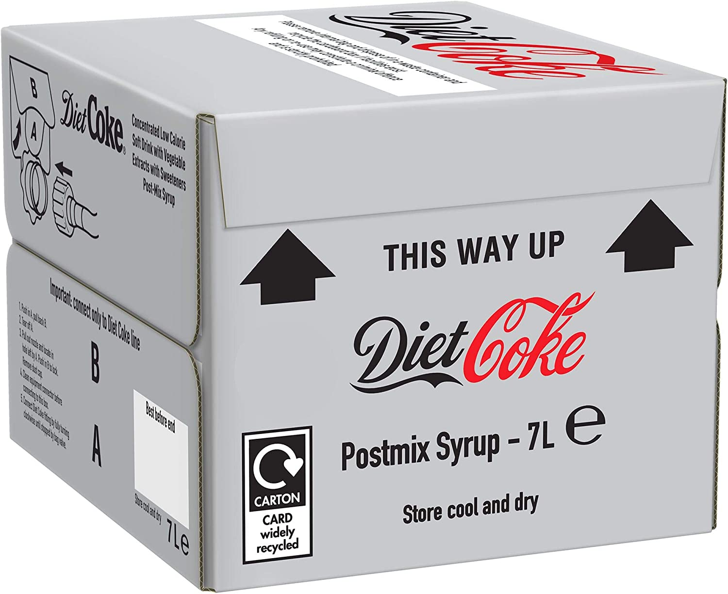 how to order diet code syrup