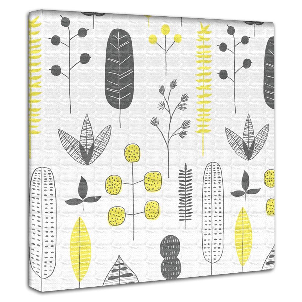 【アートデリ】スカンジナビアンデザインのアートパネル インテリア アート 雑貨 pat-0312-L Lサイズ B00YMFNW9ULサイズ(57×57cm)