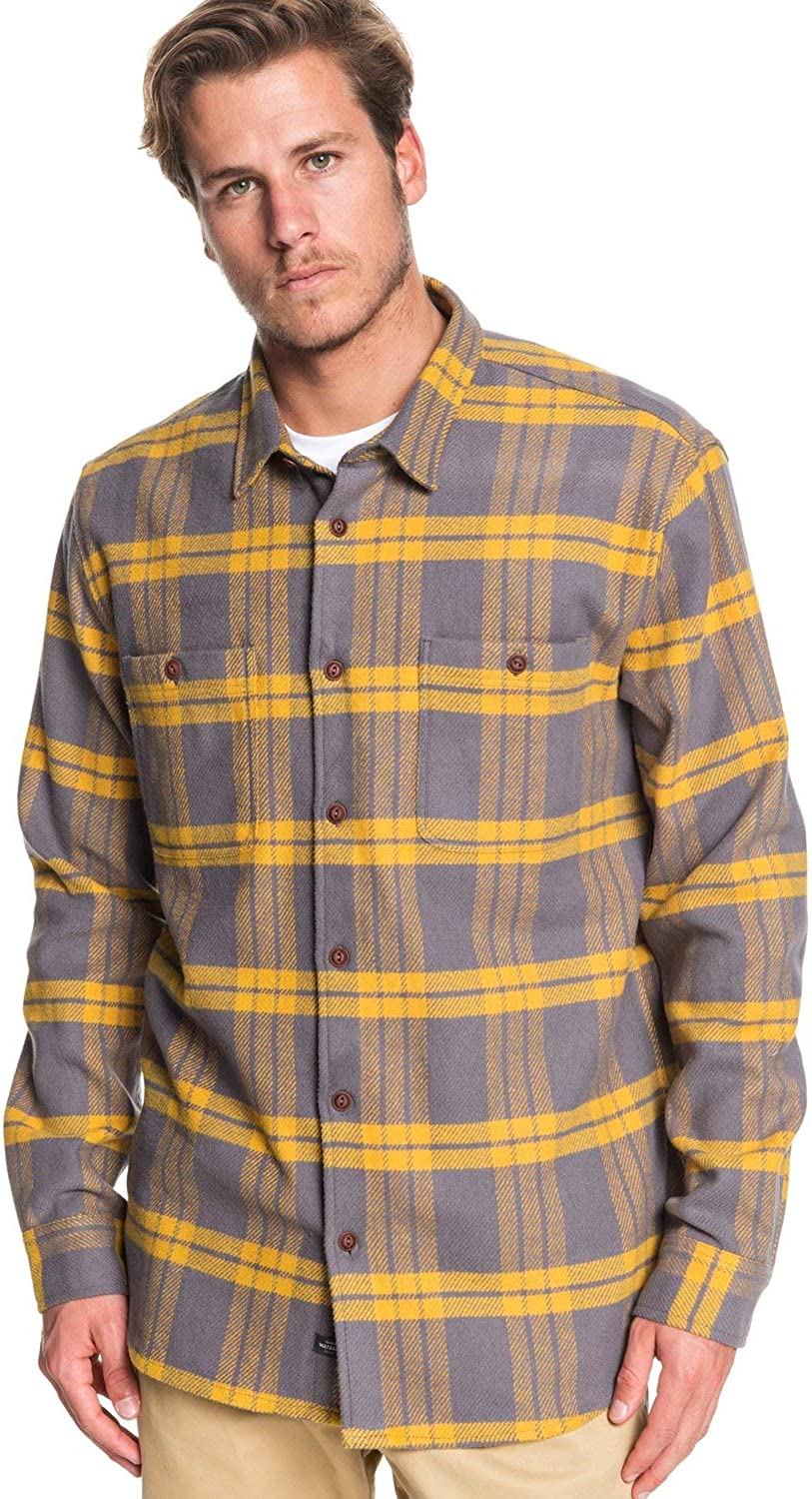 Quiksilver Men's Outer Ridge Flannel