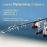 チャイコフスキー:交響曲 第4番&第5番