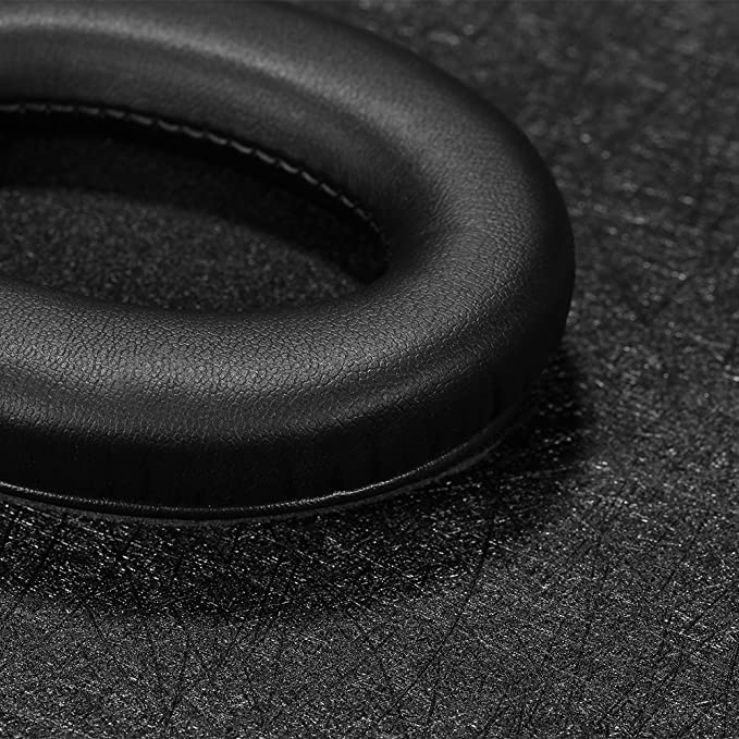 Festnight Replacement Ear Pad Cushion Cover Protein Leather Memory Foam for Bose Ear Pads Aviation Headset X A10 A20 Headphone