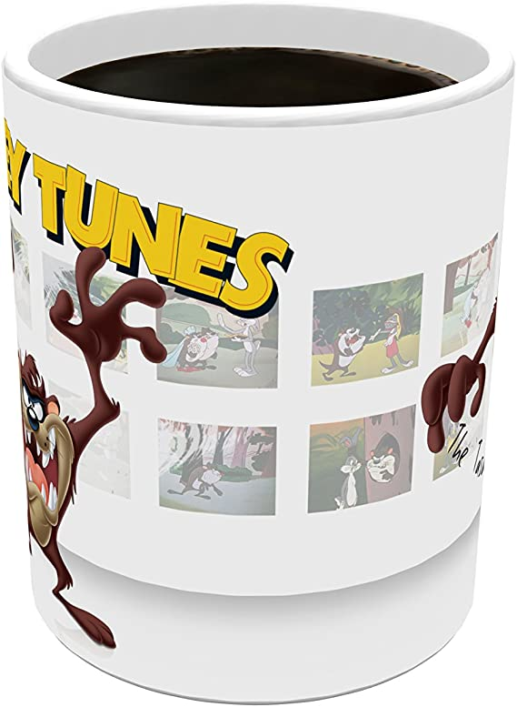 MERCHANDMANIA Taza Logo One Piece Calavera Color mug