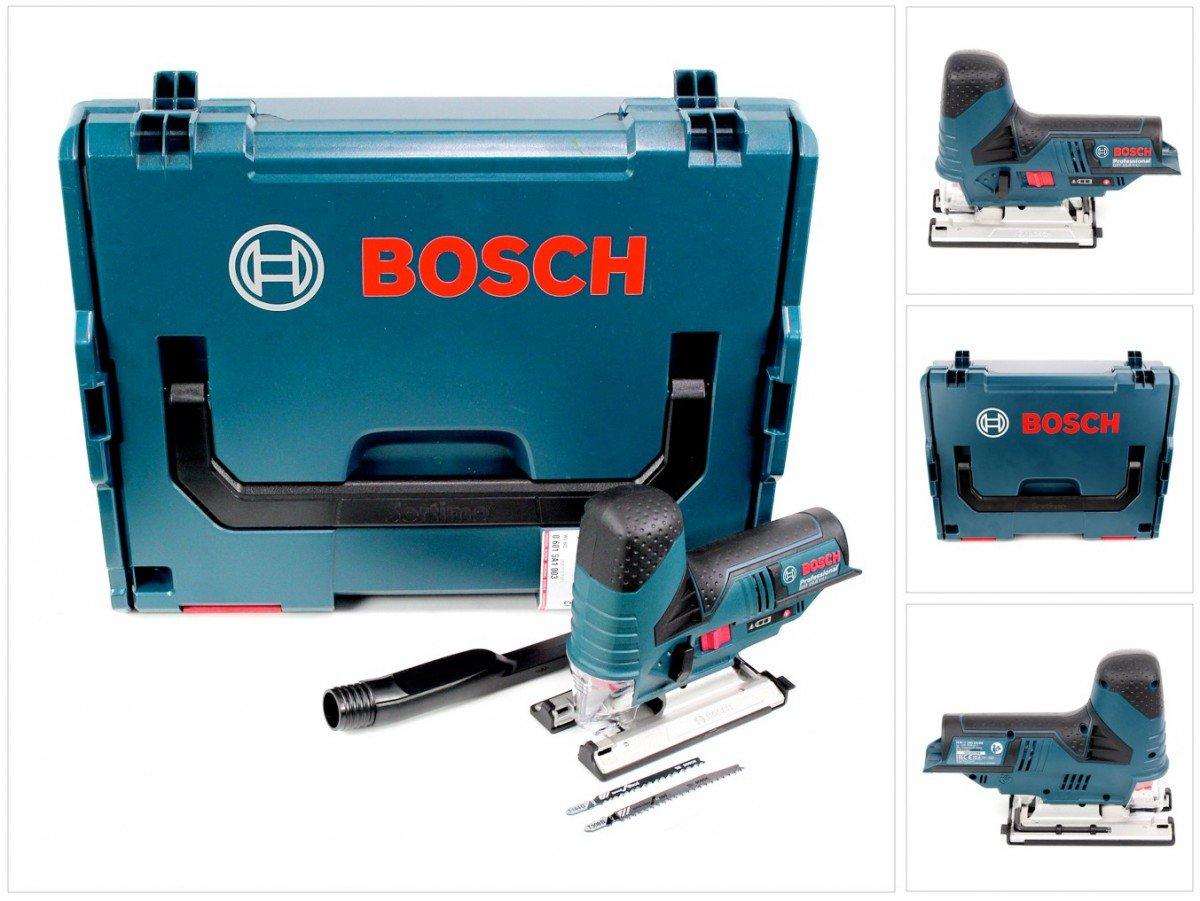 Bosch GST 10, 8 V-Li Professional Akku Stichsä ge Solo in L-Boxx (06015A1002)